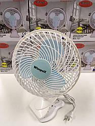 Настольный вентилятор Wimpex WX-707 (12 шт)