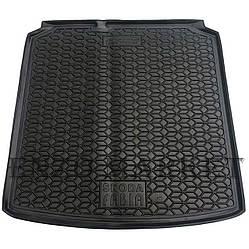 Автомобільний килимок в багажник Skoda Fabia 2000 - Універсальний (Avto-Gumm)