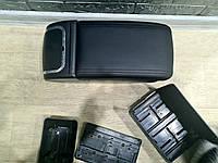 Підлокітник універсальний автомобільний Milex чорний 4 usb. Якість!, фото 1