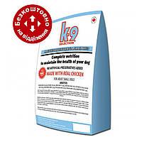 K-9 Selection Maintenance Small Breed Formula 20кг - корм для собак дрібних порід