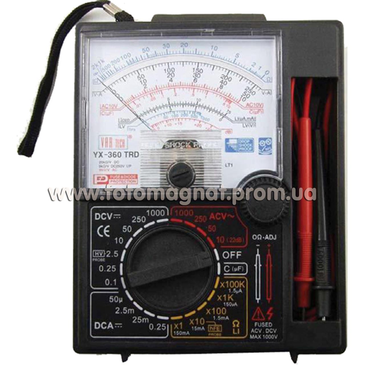 Тестер 360 TRD(тестер мультиметр)
