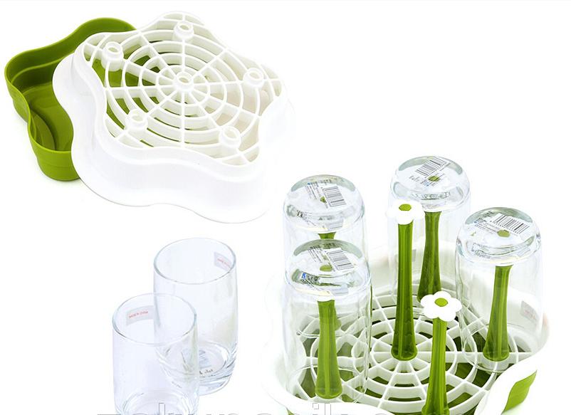 Підставка для склянок із власниками Kaiwen