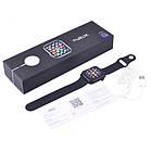 Смарт часы Apl Watch Series 7 W78Pro 44mm Aluminium, беспроводная зарядка умные часы, фото 2