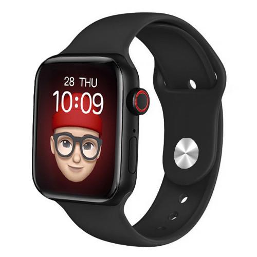 Смарт часы Apl Watch Series 7 W78Pro 44mm Aluminium, беспроводная зарядка умные часы
