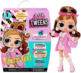 Кукла L.O.L. Surprise! Tweens Fancy Gurl ЛОЛ Сюрприз Твинс Близняшки Модница 576679