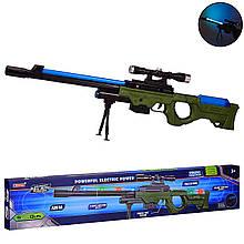 Снайперська гвинтівка AWP на батарейках (світло, звук)