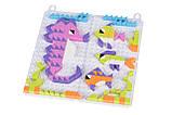Мозаїка дитяча пластикова Colour ful designs (420 ел.) Same Toy, фото 3