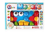 Мозаика для детей 2 года, 32 элемента, Технок, фото 2