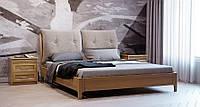 Двуспальная деревянная кровать Лима Лофт стиль, фото 1