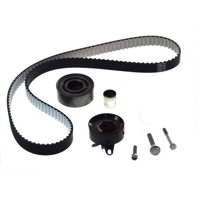 Ремень ГРМ и ролики Volkswagen Crafter 2,5TDI (Contitech+INA)