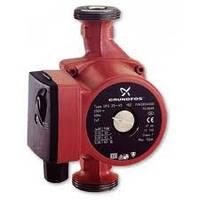 Насос Grundfos UPS 25-40-130 циркуляционный бытовой для водоснабжения