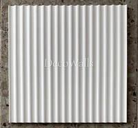 Гіпсові 3D (3д) панелі Stripes DecoWalls