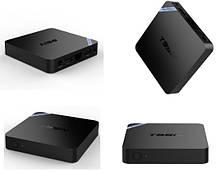 Медіа плеєр OTT TV T95N-2G UHD 4K / IPTV, Amlogic S905х, Android 6.0., 2G DDR3, 8G EMMC NAND, UHD 4K2K, 3D,