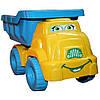 Набір пісочний №3, арт. 013575 жовтий/голубий