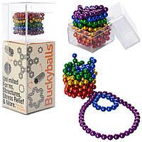 Головоломка 124 кульки магнітні, кор., 14-5-5 см.