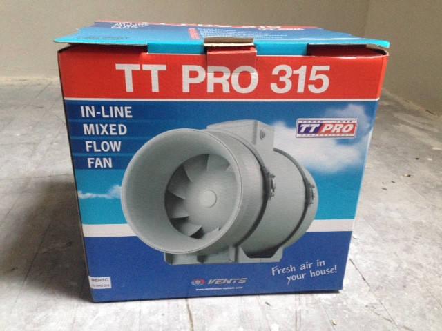 Вентилятор Вентс TT ПРО 315: продажа и монтаж