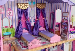 Кукольный домик для Барби с мебелью Особняк мечты KidKraft 65082, фото 2