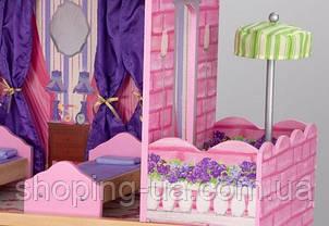 Кукольный домик для Барби с мебелью Особняк мечты KidKraft 65082, фото 3