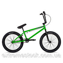 Велосипед 20 Stolen CASINO 20.25 2021 GANG GREEN