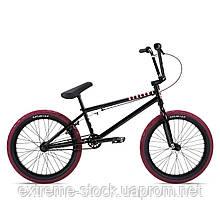 Велосипед 20 Stolen CASINO XL 21.00 2021 BLACK BLOOD RED