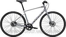 Велосипед 28 Marin PRESIDIO 2 2021 Satin Charcoal/Silver/Gloss Black S