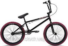 Велосипед 20 Stolen CASINO 20.25 2021 BLACK BLOOD RED