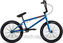 Велосипед 20 Stolen CASINO 20.25 2021 MATTE METALLIC BLUE