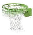 Баскетбольна стійка EXIT Galaxy black + кільце з амортизацією, фото 7
