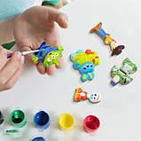 Набор для изготовления магнитов из гипса История игрушек Disney 4M (00-06219), фото 4