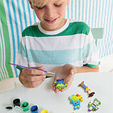 Набор для изготовления магнитов из гипса История игрушек Disney 4M (00-06219), фото 5