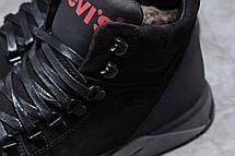 Зимові чоловічі черевики 31622, levi's (хутро) чорні, [ 41 ] р. 41-27,0 див., фото 3