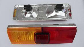 Ліхтар ВАЗ 21011 задній (хромований корпус) Формула Світла