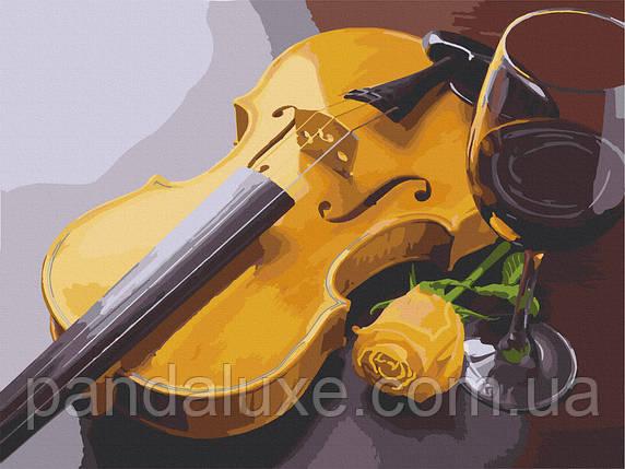 "Картина за номерами. Art Craft ""Романтичне тріо"" 40х50 см 12138-AC, фото 2"