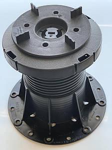 Регулируемая опора Karoapp (189-293 мм)  К-А3 + 1шт. K-CL (K-A5) (Фальшпол, Опора для лаги и керамогранита )