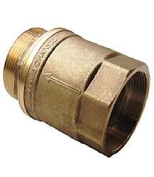 Латунний зворотний клапан для байпаса опалення 50