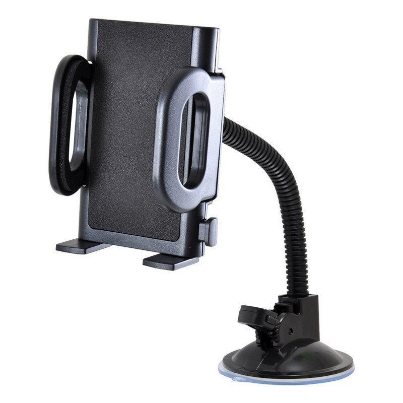 Автотримач для телефону WINSO 201120 (50-115мм) з присоском (360°) (60шт/ящ.)аналогCarLife PH-602