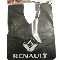 "Бризговики ""RENAULT"" великі логотип + напис (2шт) ""Speed Master"" (10шт/уп)"