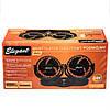 Автомобильный вентилятор 24V двойной 120 мм Elegant EL 101 547, фото 5
