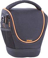 Сумка D-LEX LXPB-0320RZ-BK Black