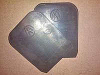 Брызговик лист резиновый универсальный эмблемой фольксваген