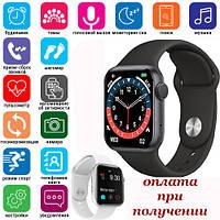 Розумні Smart Watch смарт фітнес браслет годинник трекер NK03 на РУССОКОМ стиль Xiaomi SAMSUNG Apple Watch, фото 1