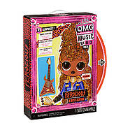 Лялька L.O.L. Surprise! OMG Remix Rock Ferocious ЛОЛ Сюрприз ОМГ Фурія 577591, фото 6