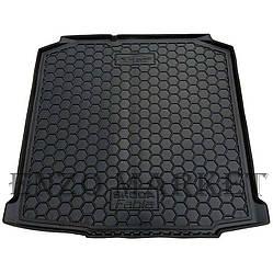 Автомобільний килимок в багажник Skoda Fabia 2007 2 - Універсальний (Avto-Gumm)