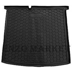 Автомобільний килимок в багажник Skoda Fabia 3 2015 - Універсальний (Avto-Gumm)