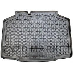 Автомобільний килимок в багажник Skoda Kamiq 2020- (AVTO-Gumm)