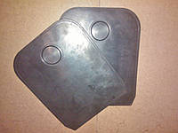 Брызговик лист без надписи резиновый