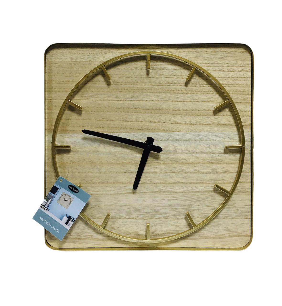 Часы настенные Home Accents