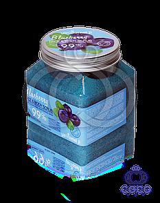Сольовий скраб для обличчя і тіла Blueberry Face & Body Scrub 99% 500 G