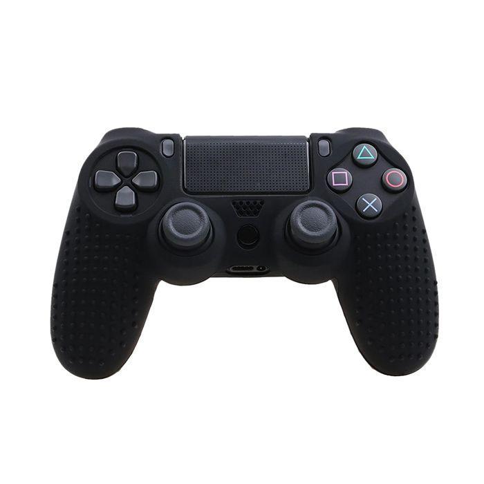 Силіконовий чохол для джойстика Sony PlayStation PS4 Type 5 Black тех. пак