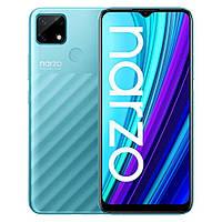 "Смартфон Realme Narzo 30A Blue 4/64GB , экран 6.5"" IPS, Helio G85, 13+8+2/8 Мп, 6000мАч"